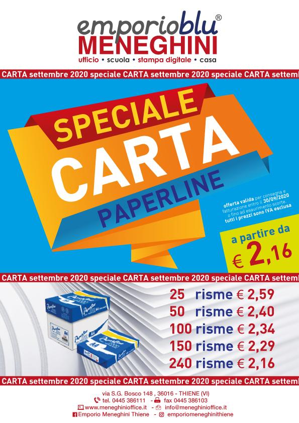 Offerta paperline