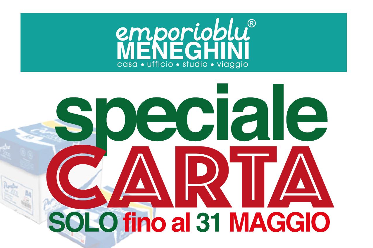 Speciale carta A4 Maggio